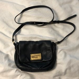 Marc by Marc Jacobs classic black leather purse